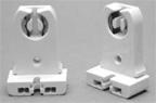 Socket Bi Pin T8, T10, T12 (# SBPIN4)
