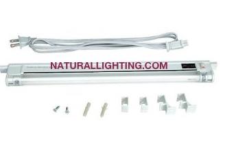 "Ultraviolet Fixture 12"" - 1 Lamp G8T5 (# FG8T51)"