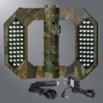 LED Rechargeable Bright White 80 LED Camouflage (LEDWL80C)