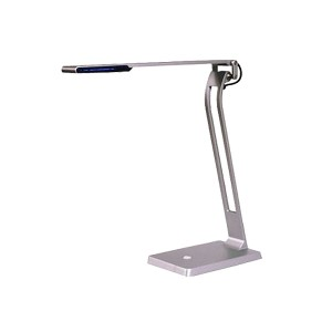 Lumiram LED True Color™ Desk Lamp Brushed Silver (# LEDLSDL) OUT OF STOCK