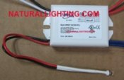 Lightwave Ultraviolet Ballast (Honeywell and EB-1007 Replacement) # EB-1008-03