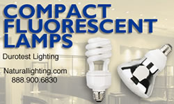Naturallighting.com - Durotest Compact Fluorescent Bulbs