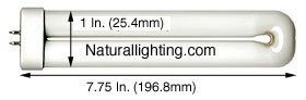 Naturallighting.com Fluorescent FUL Style Bulb