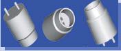 T5 Retrofit Sockets (T8/T12 to T5) (# T5RET100)