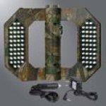 LED Rechargeable Bright White 80 LED Camouflage (LEDWL80C)