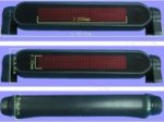 LED Car Sign Red - LEDA200