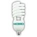 Spiral, 105 watt Compact Spiral, 277 volt, 2700K (# SP10527277)